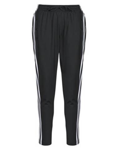 Čierne tepláky adidas