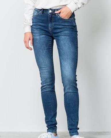 Modré nohavice Selected