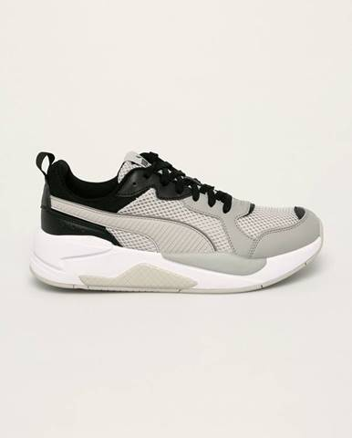 Sivé topánky Puma