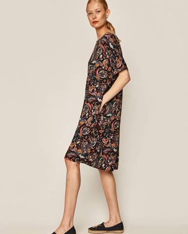 Viacfarebné šaty MEDICINE