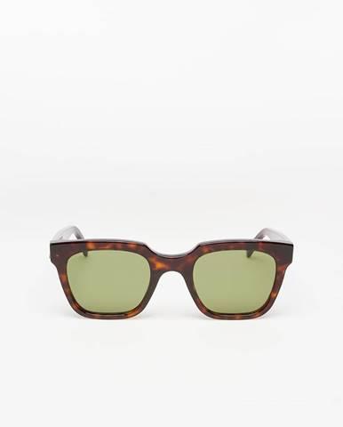 Zelené okuliare RETROSUPERFUTURE